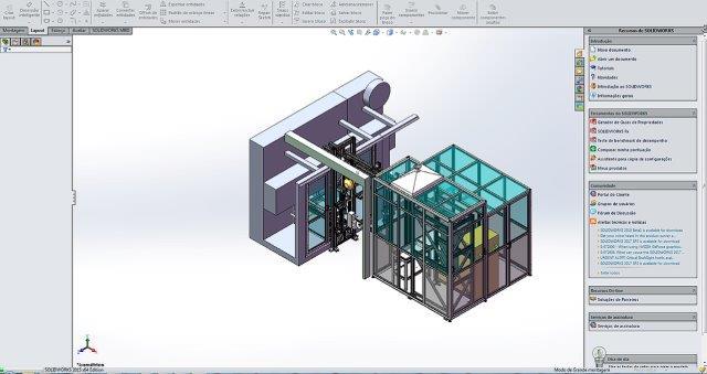 Projetos Mecânicos 3D